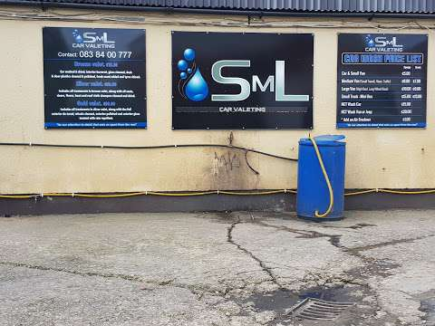 S m L Car Valeting